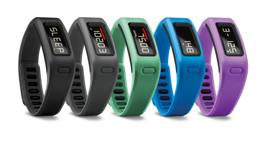 Garmin Vivofit design colour range