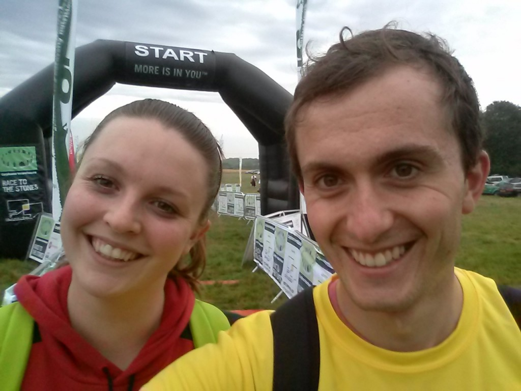 Race to the Stones 2014 - Start