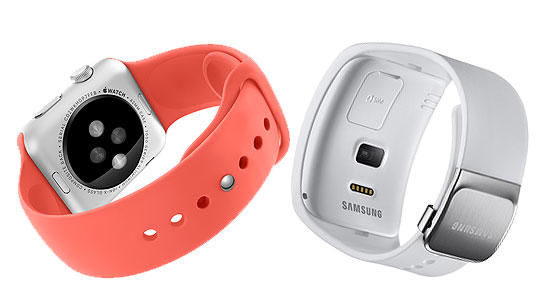 HRM - Apple Watch Sport & Samsung Gear S