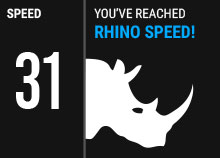 Garmin Vivoactive - Rhino Speed